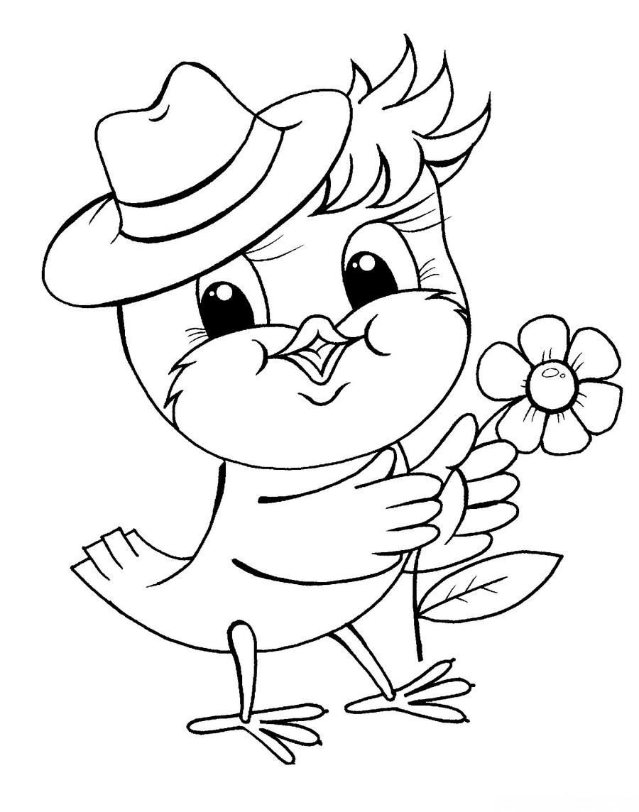 Раскраски для детей распечатать бесплатно для детей 4 года