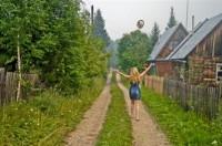 Как я провел лето в деревне картинки